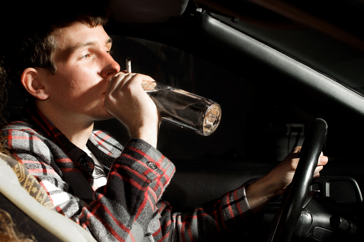 drunk driving teen